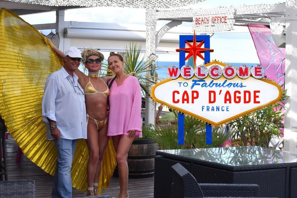 Il villaggio naturista di Cap D'adge